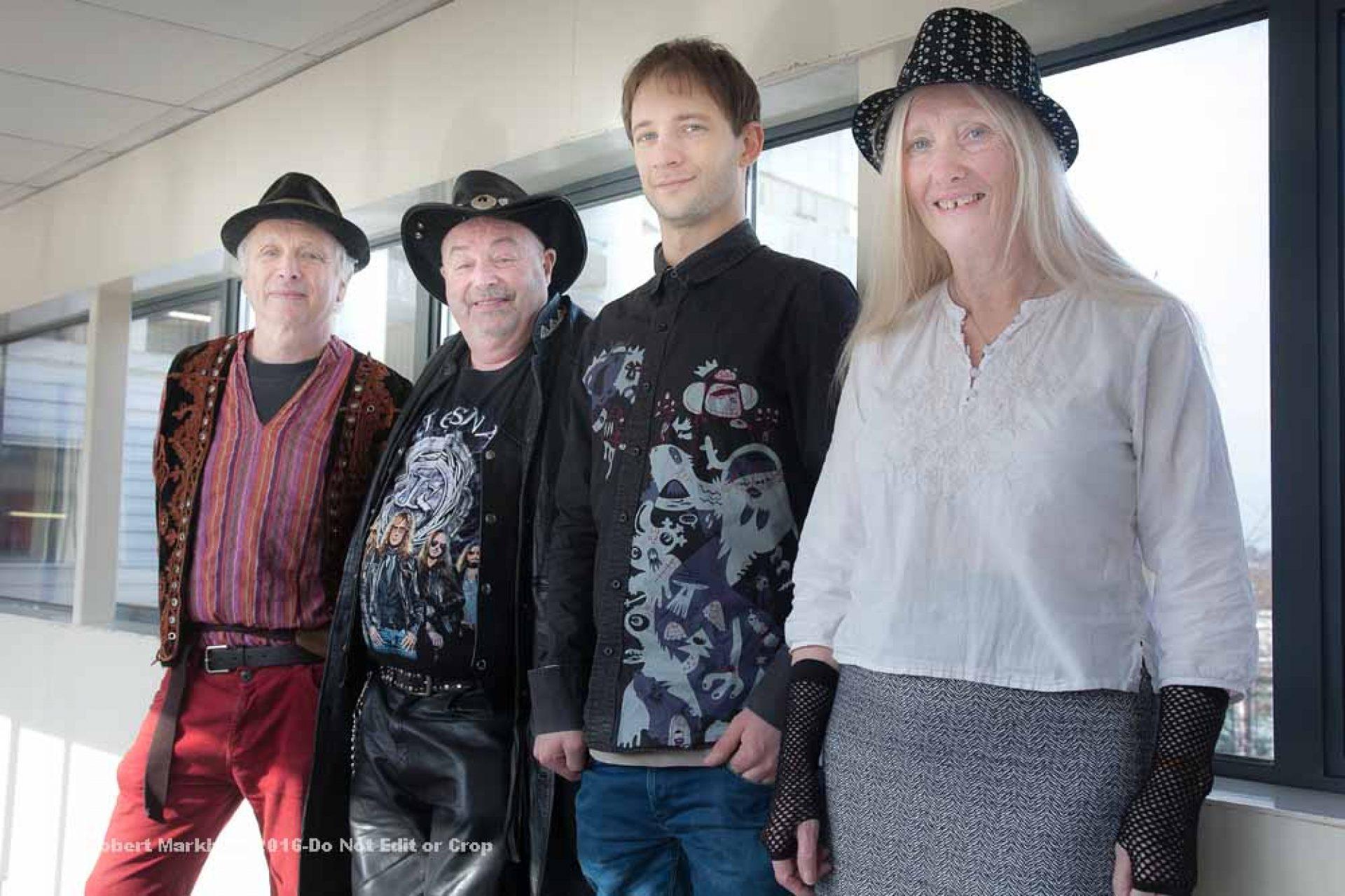 The Legendary Pete Fryer Band